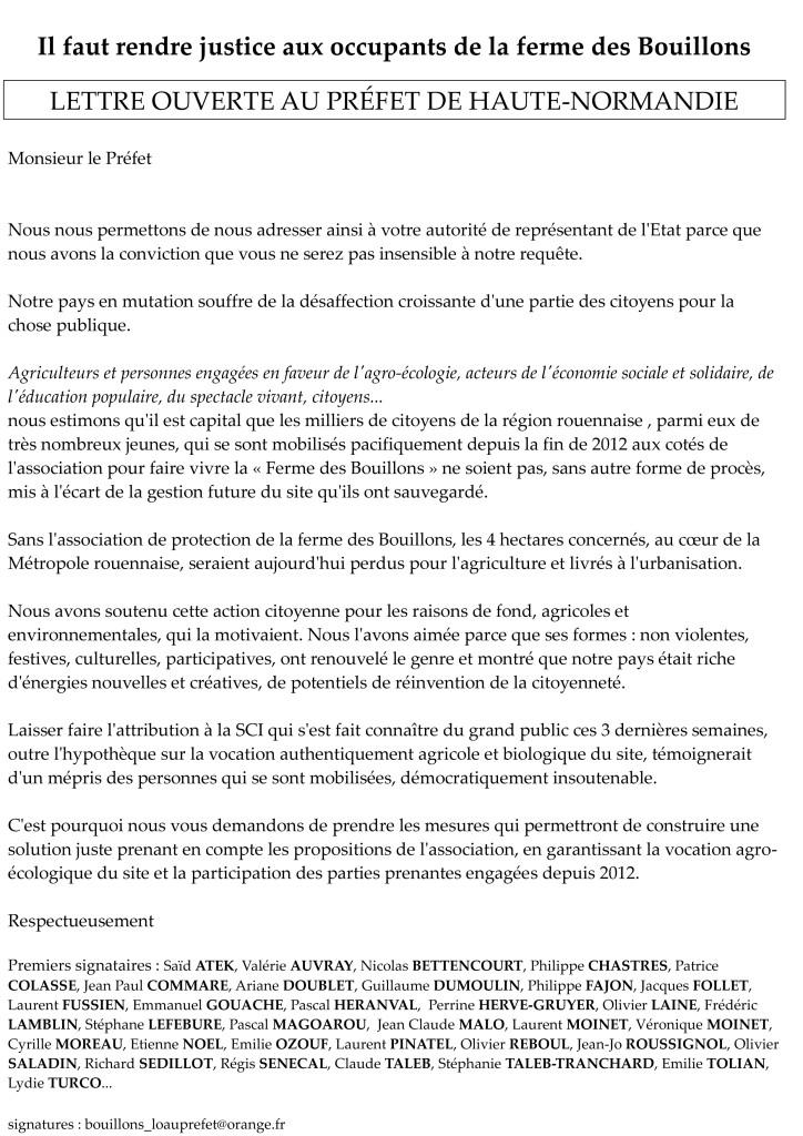 LO Prefet Bouillons